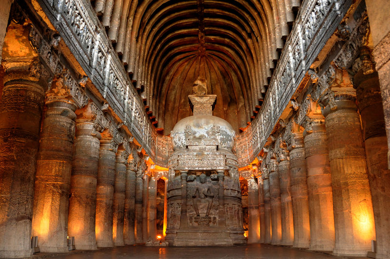 Ajanta ellora ancient art ixigo travel stories for Ajanta indian cuisine st petersburg