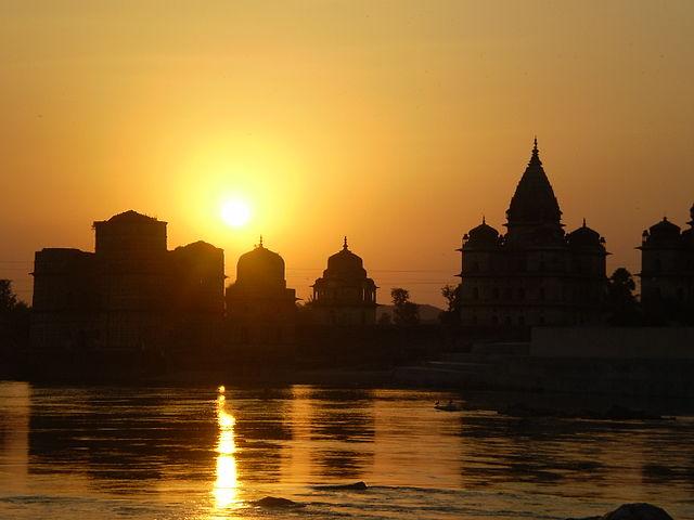 Betwa_at_Sunset