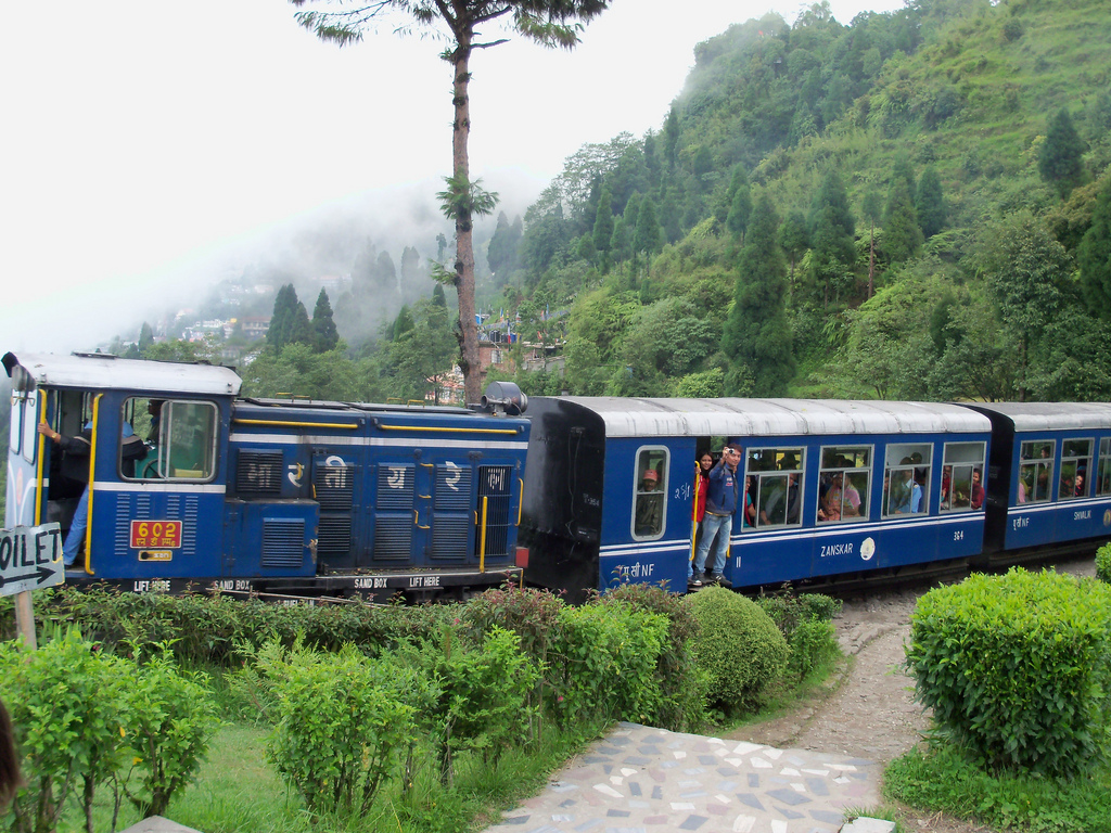 The Darjeeling Himalayan Railway Ixigo Travel Stories