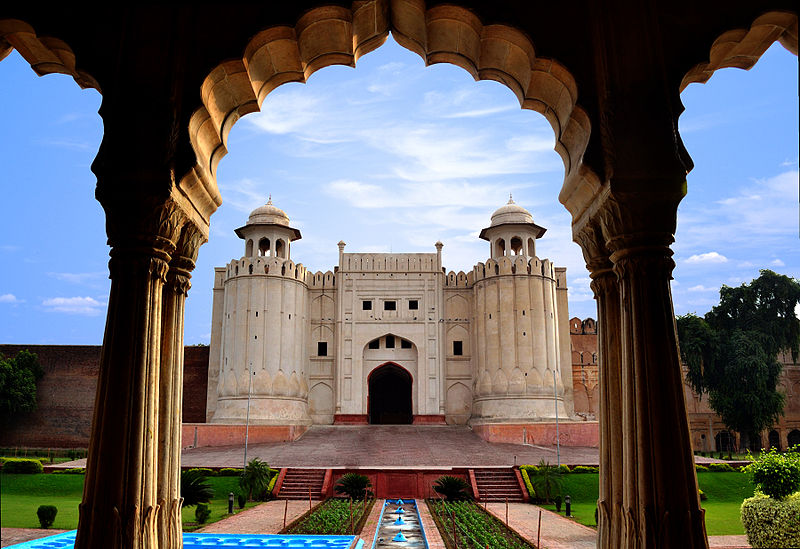 Lahore Fort-Rohaan Bhatti