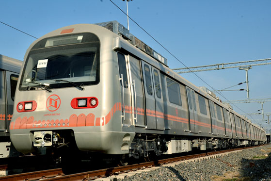 Welcome to Jaipur Metro from the official government site