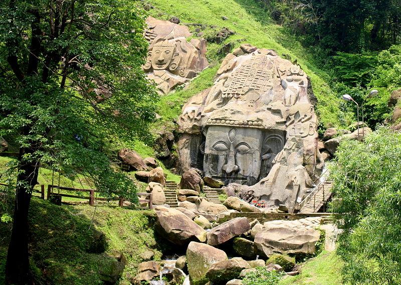 Bas-Relief Sculpture (by Atudu)